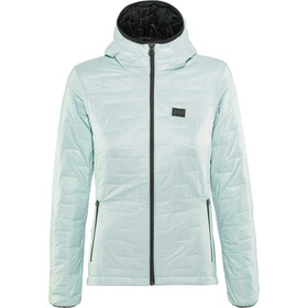 Helly Hansen Lifaloft Hooded Insulator Jacket Damen blue haze